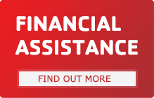We offer financial assistance