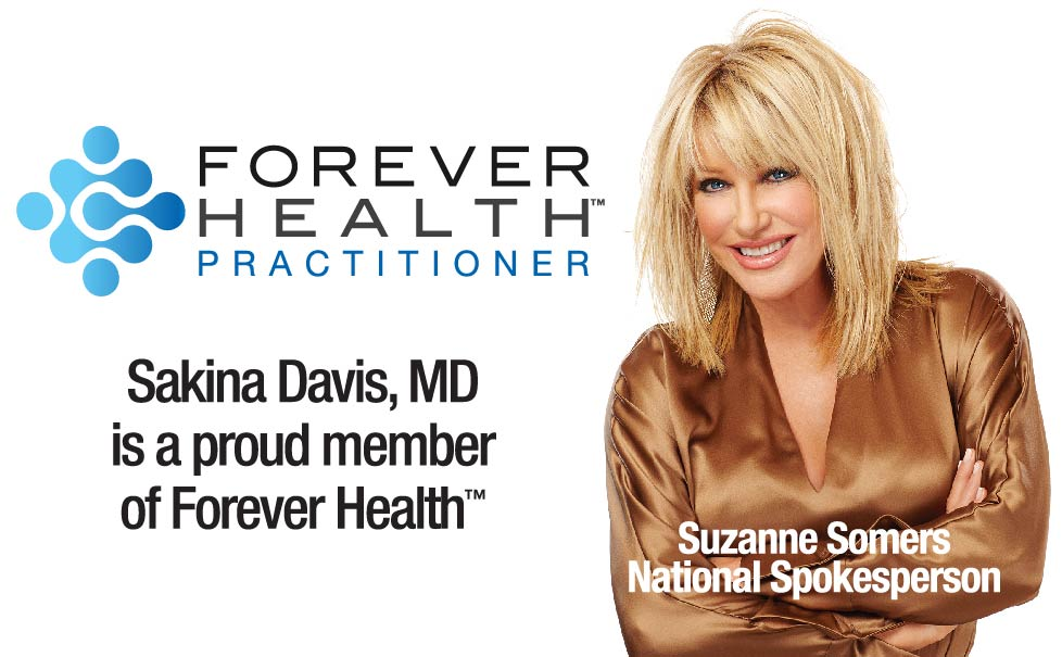 Sakina Davis is a proud member of Forever Health