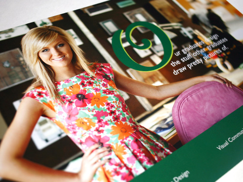 Print design - brochures, posters, point of sale