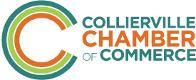 Collierville Chamber of Commerce logo
